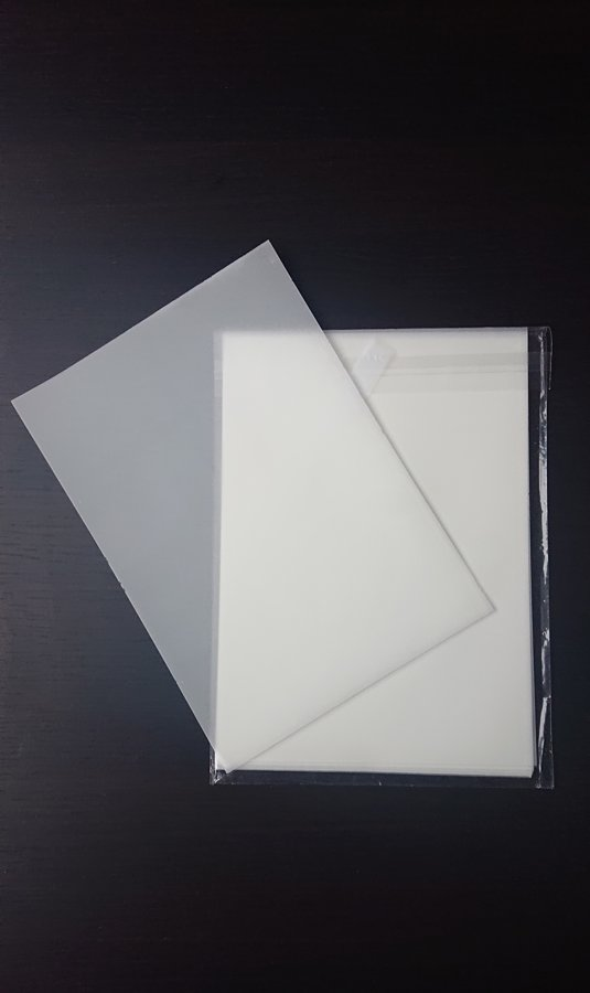 Papīrs bezē cepumiem, A4, 1gab.
