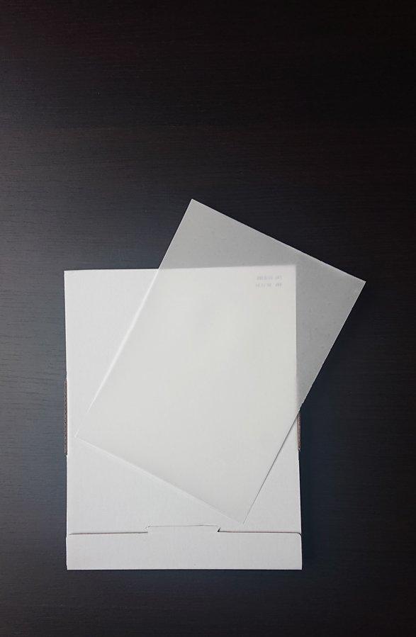 Papīrs bezē cepumiem, A4, 25 gab./iepakojums